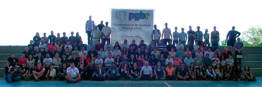 Brazilian PostgreSQL Conference.