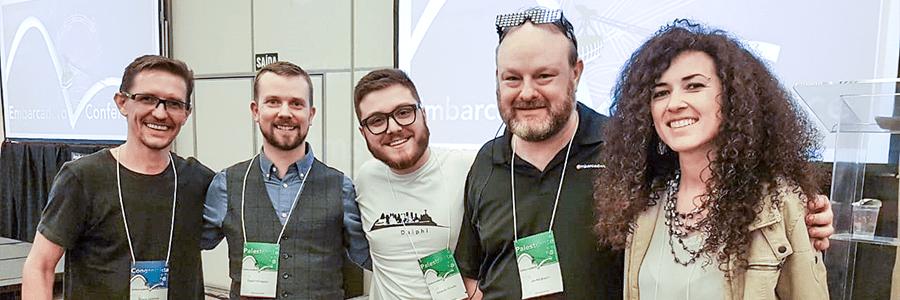 Embarcadero Conference Participation 2018